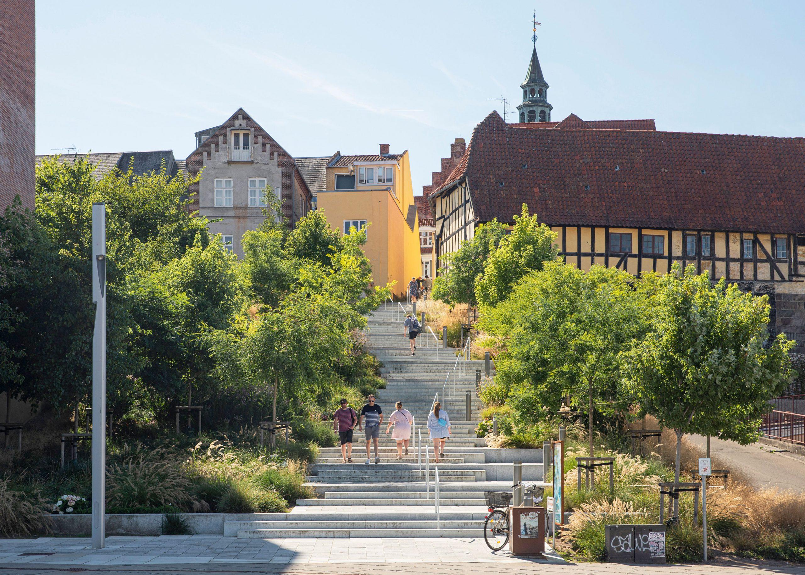 Havnetrappen Svendborg